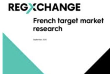 Etude RegXchange sur le marché cible des produits structurés