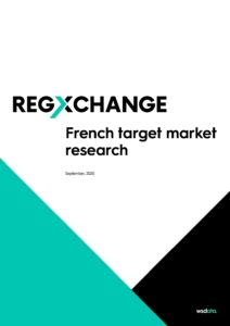 thumbnail of RegXchange – French Target Market Research_Sep 2020